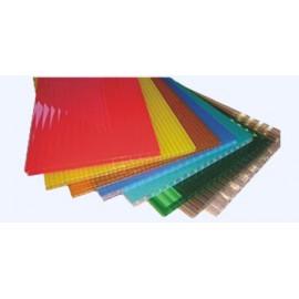 Поликарбонат Цветной 4мм * 6м * 2,1м