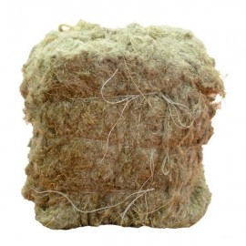 Пакля - короткое волокно №3 - 10 кг