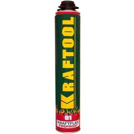 Пена монтажная  KRAFTOOL Профи В1(огнестойкая)