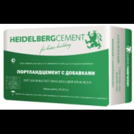 Цемент Heidelbergcement ЦЕМ II В-Ш 42.5Н, 25 кг